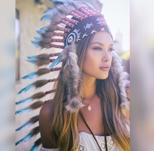 Indian Headdress Art